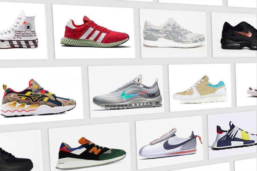 Best Sneakers of October 2018