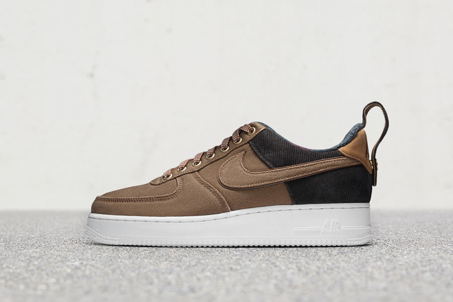 Carhartt WIP x Nike Air Force 1 Low - Left