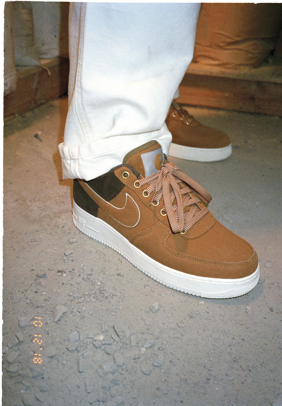 Carhartt WIP x Nike Air Force 1 Low - Mood