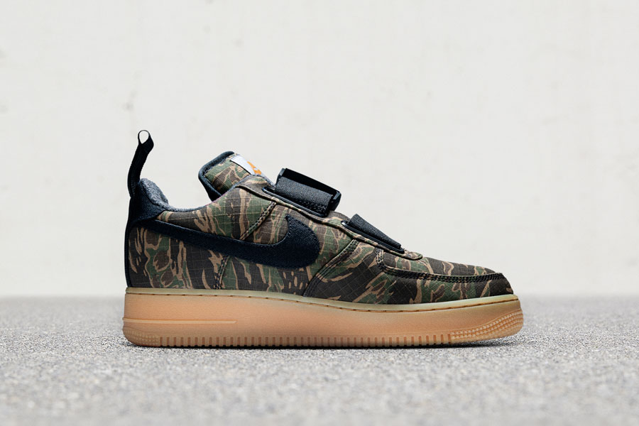 Carhartt WIP x Nike Air Force 1 Utility Low - Right