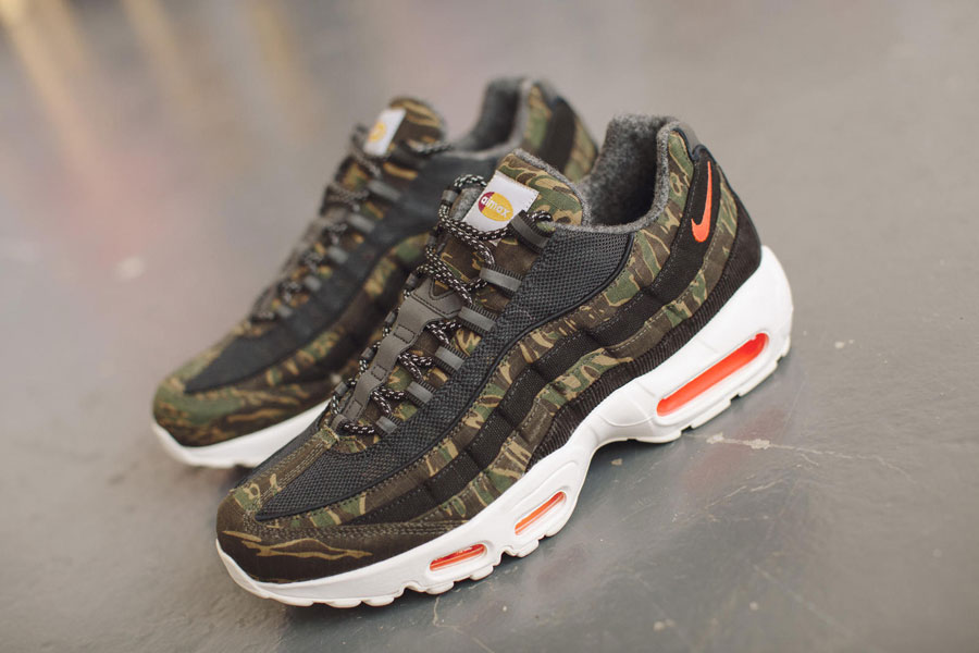 Carhartt WIP x Nike Air Max 95 - Mood