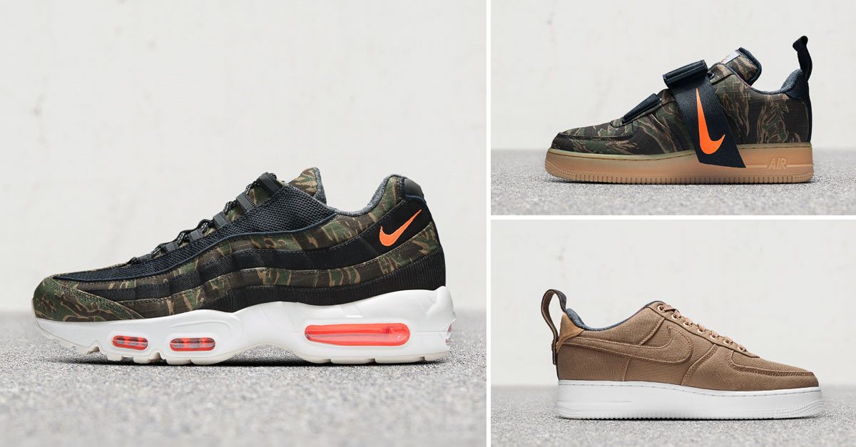A First Look At The Carhartt Wip X Nike Collection Sneakers Magazine