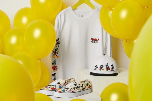 Disney x VANS Authentic Mickeys Birthday - Capsule