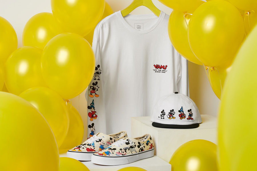 Disney x VANS Authentic Mickey's Birthday | Sneakers Magazine