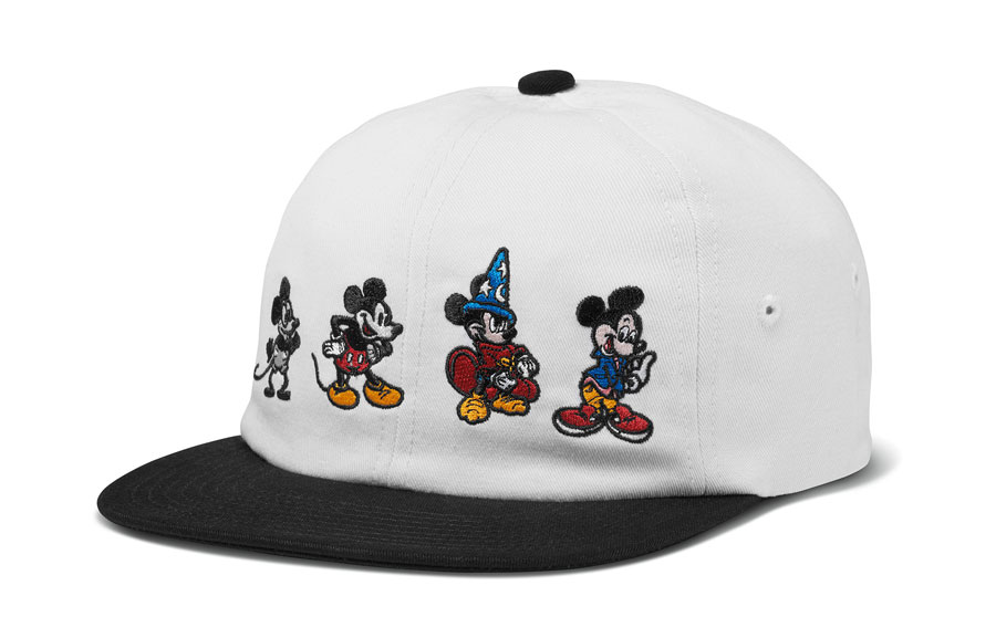 Disney x VANS Authentic Mickeys Birthday - Jockey Cap