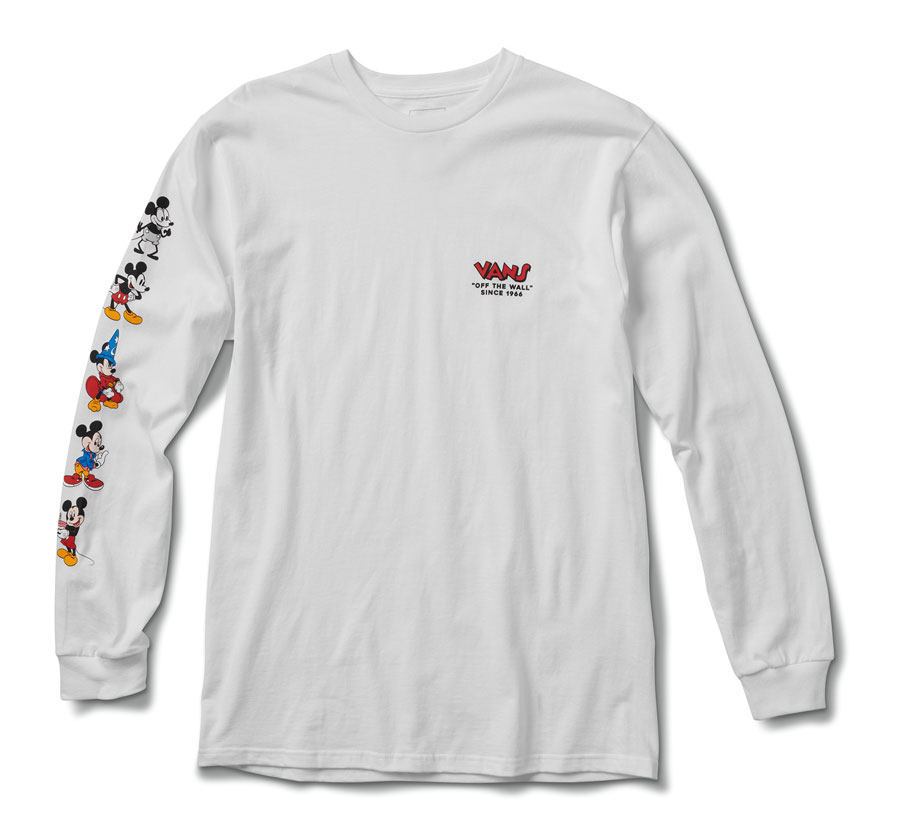 Disney x VANS Authentic Mickeys Birthday - Longsleeve
