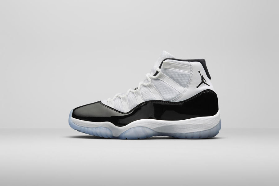 Nike Air Jordan 11 Concord 2018 Retro (378037-100) - Left