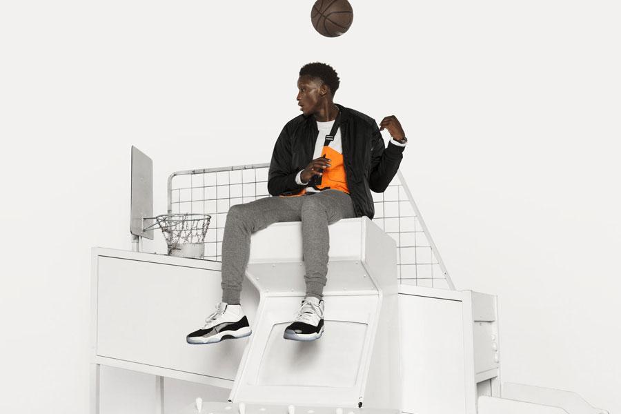 Nike Air Jordan 11 Concord 2018 Retro (378037-100) - Victor Oladipo 1