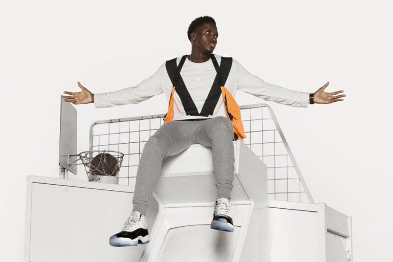 Nike Air Jordan 11 Concord 2018 Retro (378037-100) - Victor Oladipo 3