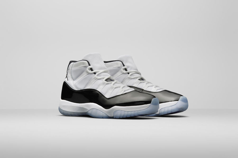 competitive price cce38 7bdaf Nike Air Jordan 11 Concord 2018 Retro (378037-100)