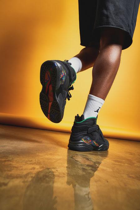 Nike Air Jordan 8 Tinker Air Raid (305381-004) - Mood 7