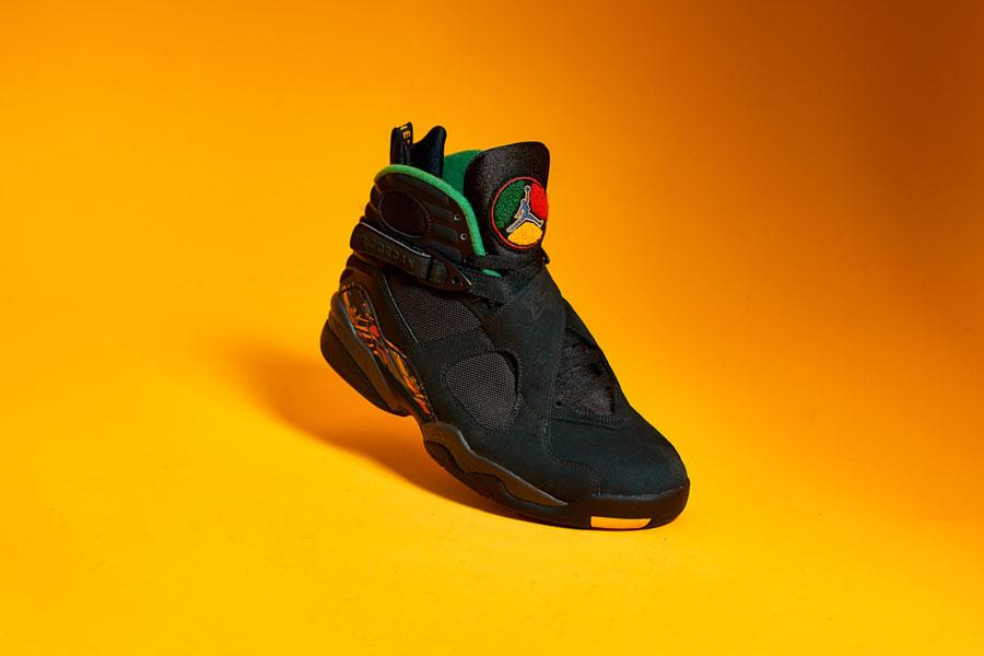 Nike Air Jordan 8 Tinker Air Raid (305381-004)