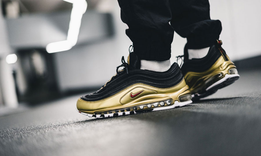 Nike Air Max 97 B-Sides Pack - Metallic Gold (AT5458-002) 2