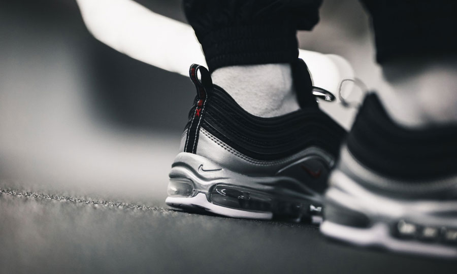 Nike Air Max 97 B-Sides Pack - Metallic Silver (AT5458-001) 3
