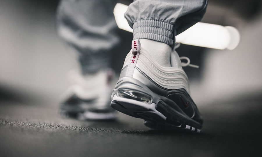 Nike Air Max 97 B-Sides Pack - White (AT5458-100) 2