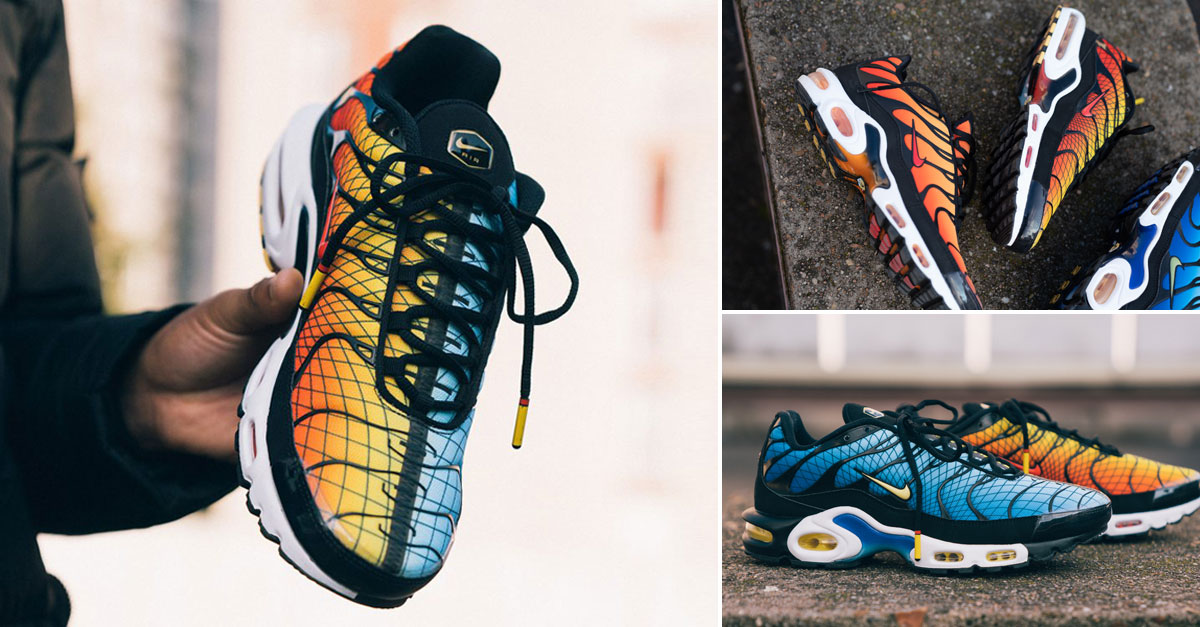 separation shoes 91464 c62e1 Where to Buy the Nike Air Max Plus Greedy | Sneakers Magazine
