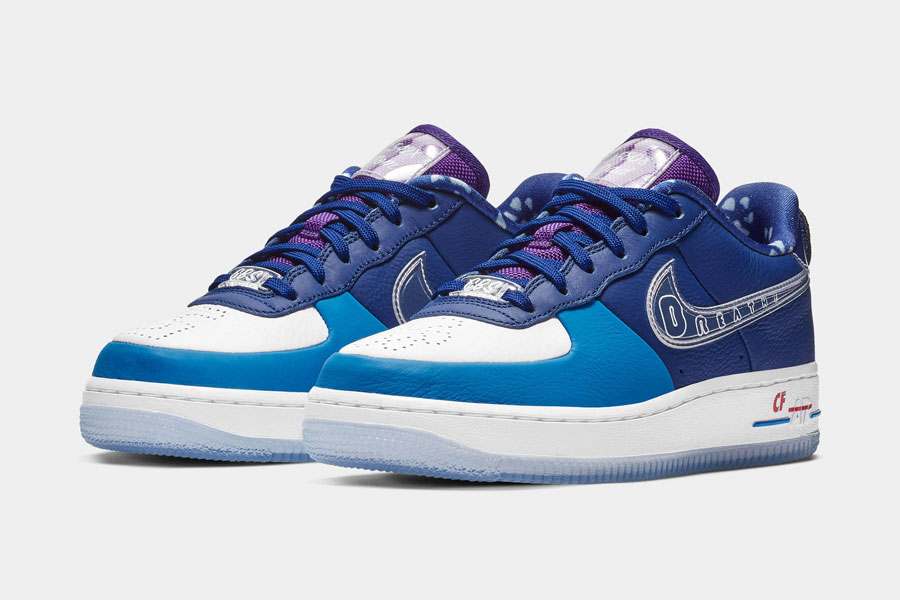 Nike Doernbecher Freestyle 2018 - Air Force 1 Low
