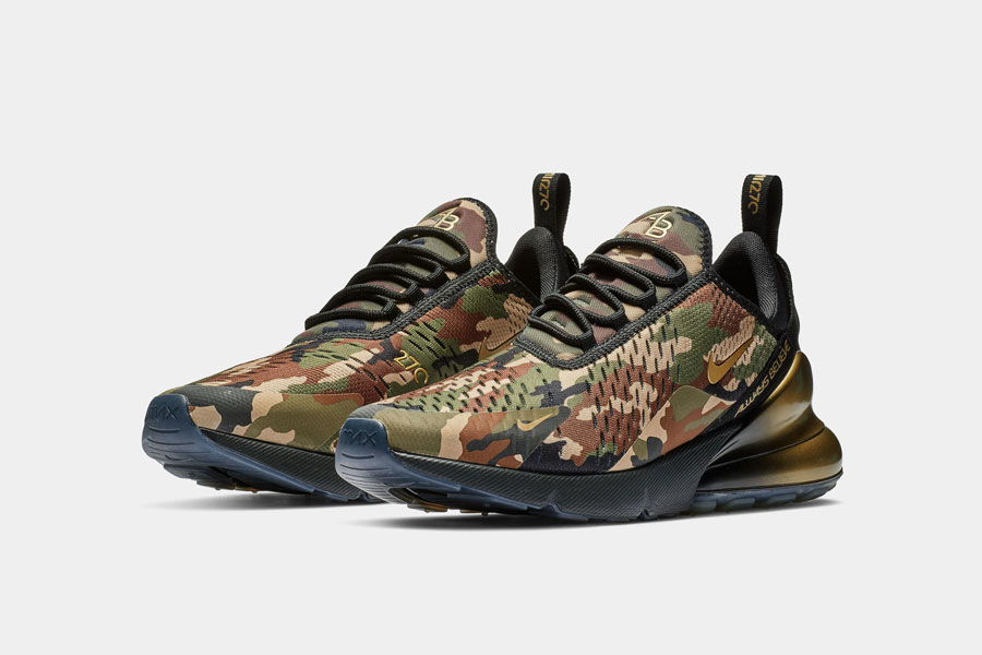 Nike Doernbecher Freestyle 2018 - Air Max 270