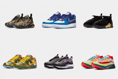 Nike Doernbecher Freestyle 2018 Collection