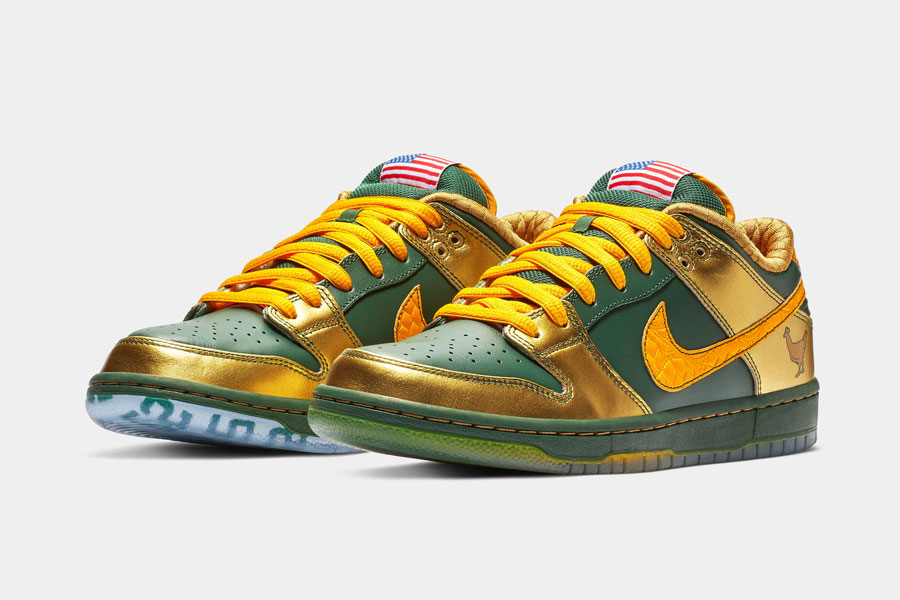 Nike Doernbecher Freestyle 2018 - SB Dunk Pro Low