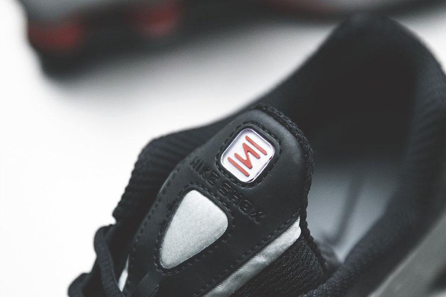 Nike Shox R4 Silver Black Red (BV1111-008) - Mood 3