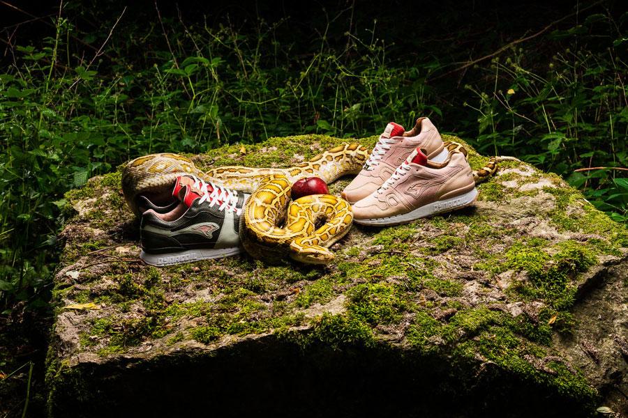 buy popular 903a8 7f648 Overkill x KangaROOS Adam & Eve | Sneakers Magazine