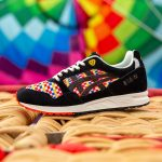 size x ASICS GEL-SAGA Balloon Fiesta - Side