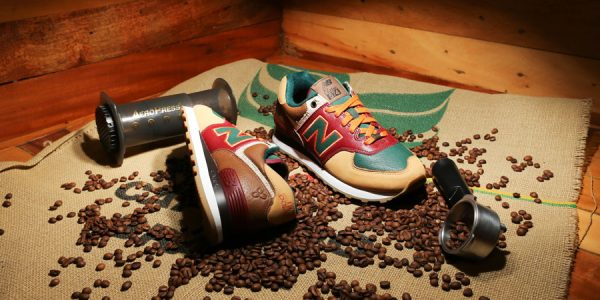 Your ID and New Balance Present a 574 for Coffee Lovers