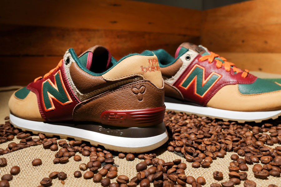 Your ID x New Balance 574 Barista - Mood 2