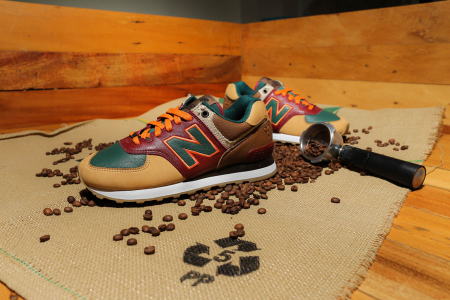 Your ID x New Balance 574 Barista - Mood 4