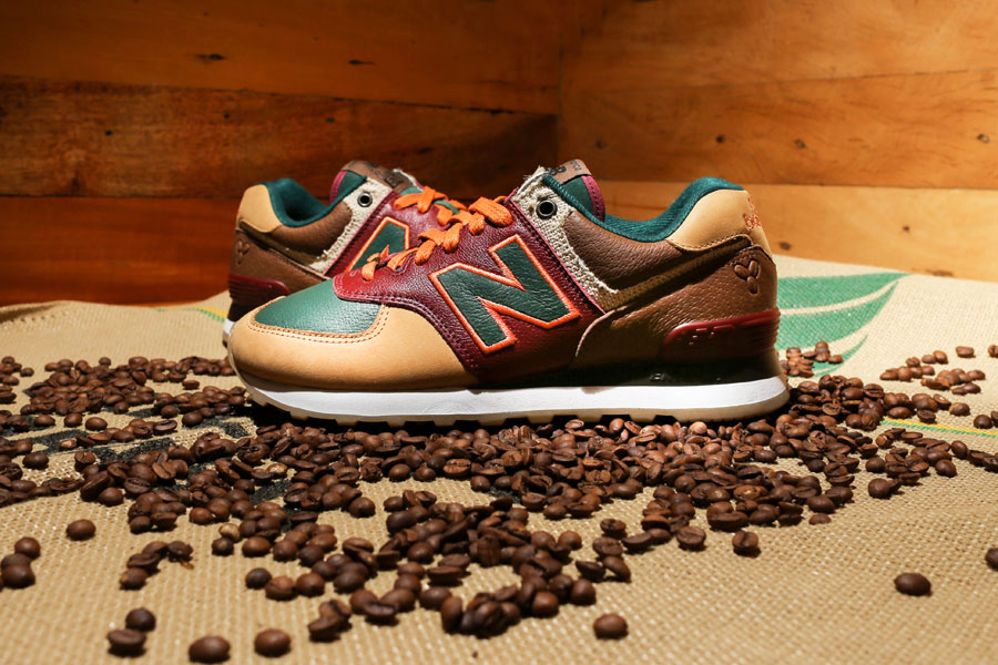 Your ID x New Balance 574 Barista - Mood 5 c2e614b40b9b