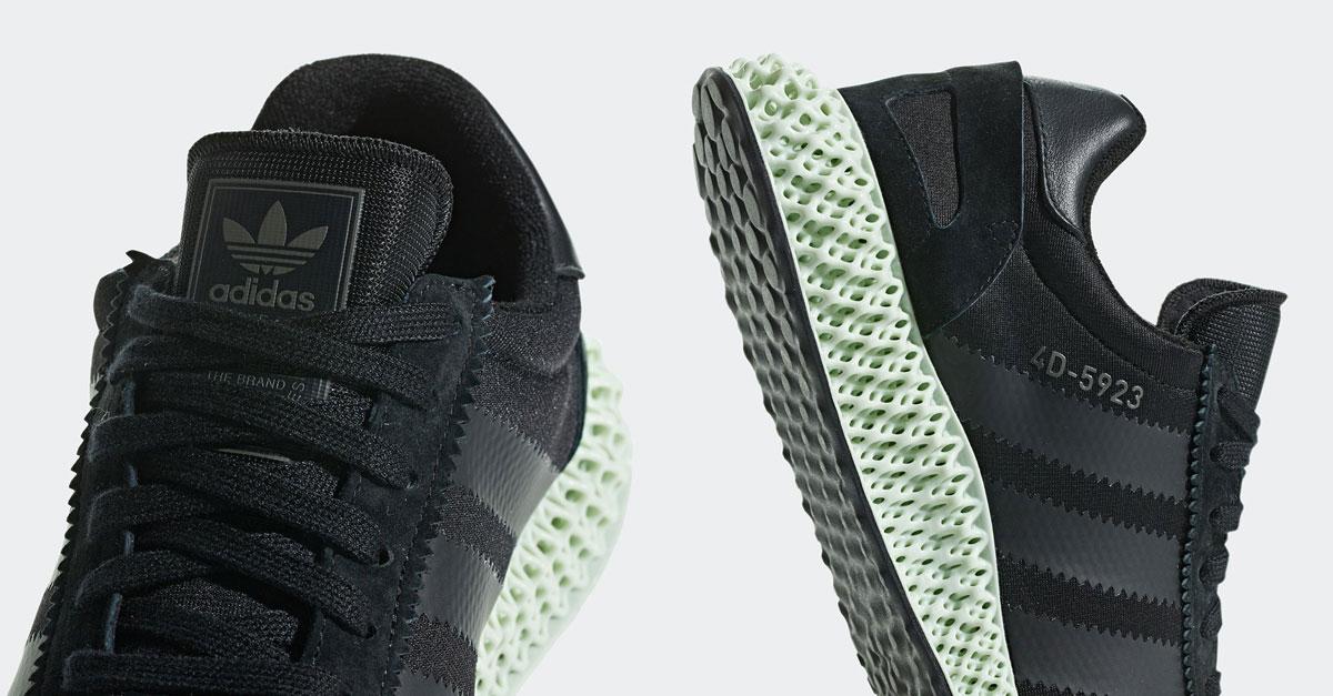 new styles 4efea 138fb adidas Futurecraft 4D-5923 Black (EE3657)  Sneakers Magazine