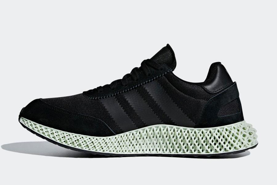 adidas Futurecraft 4D-5923 Black (EE3657) - Left