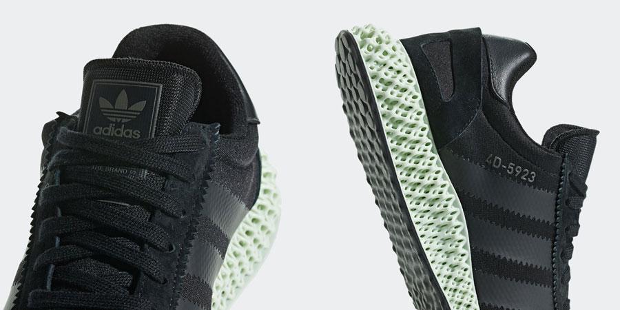 adidas Futurecraft 4D-5923 Black (EE3657) - Mood 1