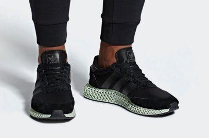 adidas Futurecraft 4D-5923 Black (EE3657) - On feet