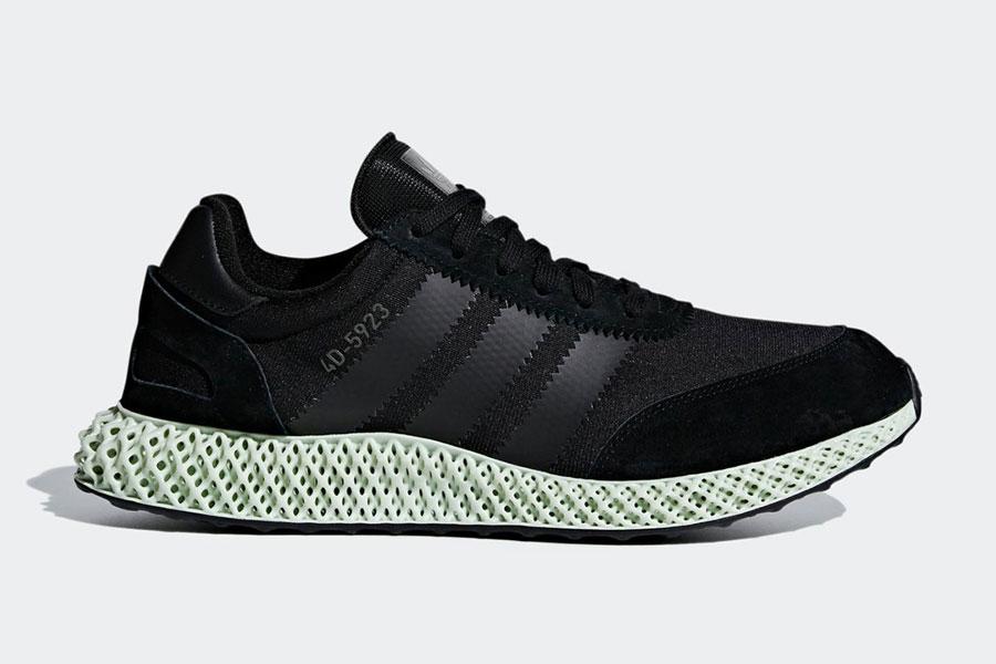 adidas Futurecraft 4D-5923 Black (EE3657) - Right