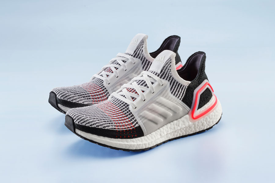 adidas UltraBOOST 19 Laser Red (B37703)
