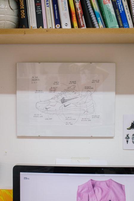 Alex Hackett miniswoosh - Design Sketch