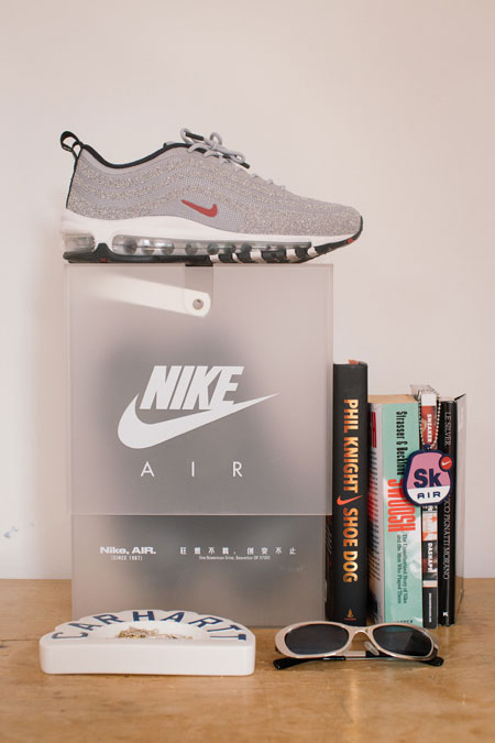 Alex Hackett miniswoosh - Nike Air Max 97