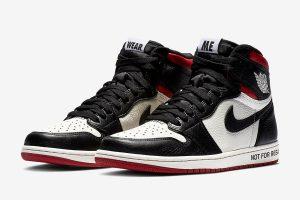 Best Sneakers of November 2018 - Air Jordan 1 Retro High Not for Resale