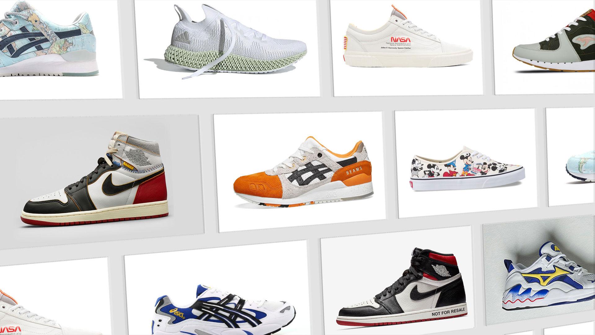 Best Sneakers of November 2018 (Slider)
