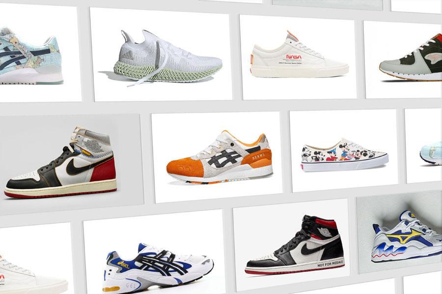 Best Sneakers of November 2018
