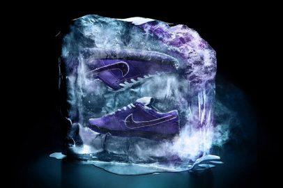 CONCEPTS x Nike SB Dunk Purple Lobster - Mood 1
