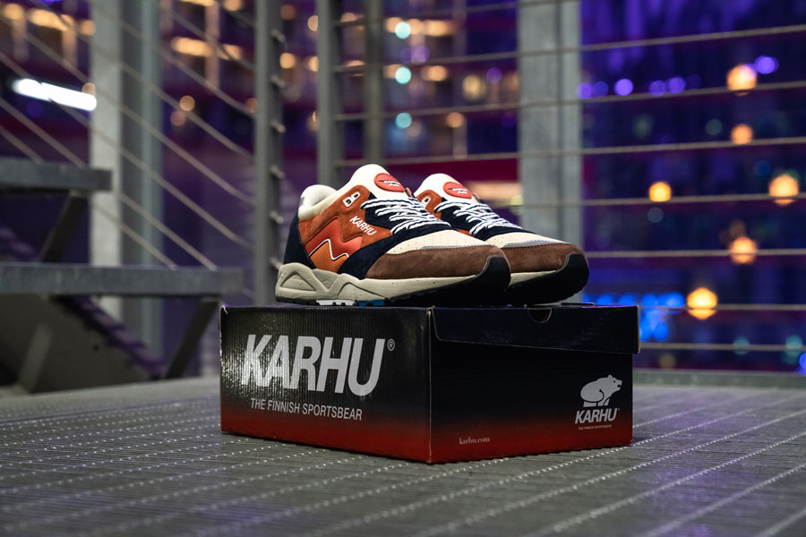 Karhu Aria Night Sky Pack Burnt Ochre (F803047) - Mood 1