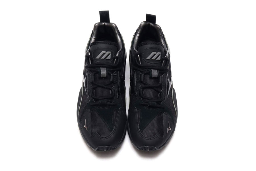 Mizuno Wave Rider 1 Black - Top