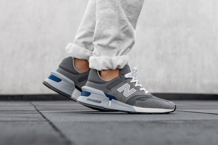 New Balance 997S Marblehead (MS997HGC) - Mood 1