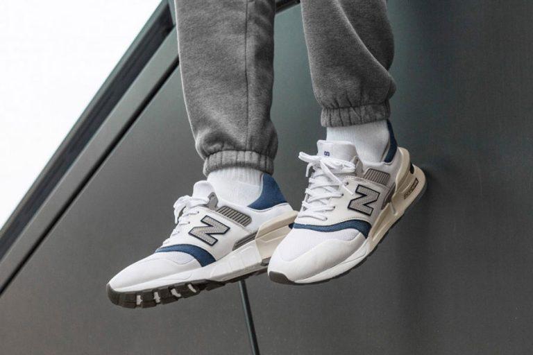 New Balance 997S White (MS997HGD) - Mood 1