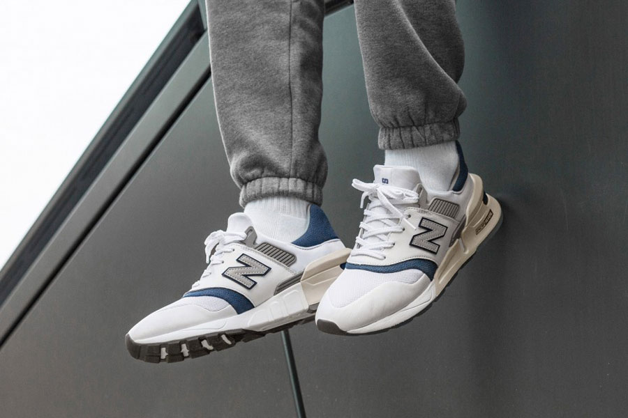 New Balance 997S White (MS997HGD) - Mood 1