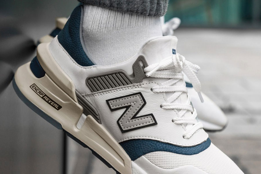 New Balance 997S White (MS997HGD) - Mood 2