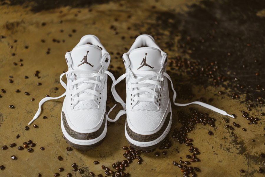 Nike Air Jordan 3 Mocha (136064-122) Retro 2018 - Mood 3